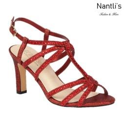BL-Janet-16 Wine Zapatos de Mujer elegantes Tacon medio Mayoreo Wholesale Womens Mid-Heels Fancy Shoes Nantlis