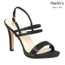 BL-Jean-12 Black Zapatos de Mujer elegantes Tacon Alto Mayoreo Wholesale Womens Hi-Heels Fancy Shoes Nantlis