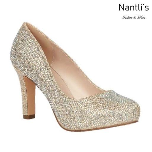 BL-Jonny-10 Nude Zapatos de Mujer elegantes Tacon medio Mayoreo Wholesale Womens Mid-Heels Fancy Shoes Nantlis