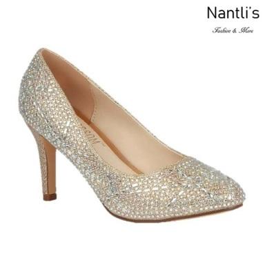 BL-Lucy-14 Nude Zapatos de Mujer elegantes Tacon medio Mayoreo Wholesale Womens Mid-Heels Fancy Shoes Nantlis