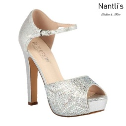 BL-Miya-292 Silver Zapatos de Mujer elegantes Tacon Alto Mayoreo Wholesale Womens Hi-Heels Fancy Shoes Nantlis