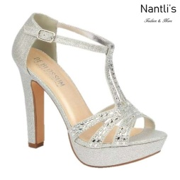 BL-Miya-35 Silver Zapatos de Mujer elegantes Tacon Alto Mayoreo Wholesale Womens Hi-Heels Fancy Shoes Nantlis