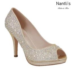 BL-Robin-175 Nude Zapatos de Mujer elegantes Tacon medio Mayoreo Wholesale Womens Mid-Heels Fancy Shoes Nantlis