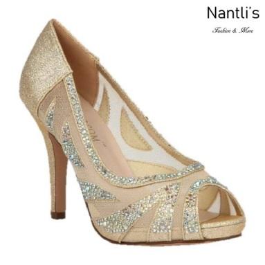 BL-Robin-262 Nude Zapatos de Mujer elegantes Tacon medio Mayoreo Wholesale Womens Mid-Heels Fancy Shoes Nantlis