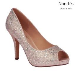 BL-Robin-263 Blush Zapatos de Mujer elegantes Tacon medio Mayoreo Wholesale Womens Mid-Heels Fancy Shoes Nantlis