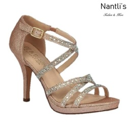 BL-Robin-264 Blush Zapatos de Mujer elegantes Tacon medio Mayoreo Wholesale Womens Mid-Heels Fancy Shoes Nantlis