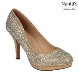 BL-Robin-267 Nude Zapatos de Mujer elegantes Tacon medio Mayoreo Wholesale Womens Mid-Heels Fancy Shoes Nantlis