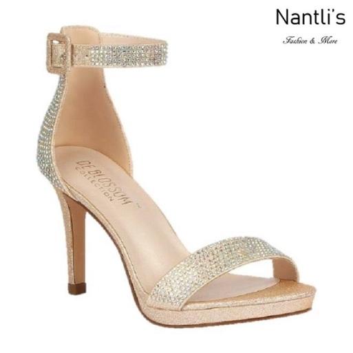 BL-Rosie-14 Nude Zapatos de Mujer elegantes Tacon medio Mayoreo Wholesale Womens Mid-Heels Fancy Shoes Nantlis