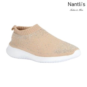 BL-Serena-10 Nude Zapatos tennis de Mujer Mayoreo Wholesale Women sneakers Shoes Nantlis