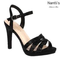 BL-Taylor-14 Black Zapatos de Mujer elegantes Tacon medio Mayoreo Wholesale Womens Mid-Heels Fancy Shoes Nantlis