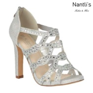 BL-Violet-61 Silver Zapatos de Mujer elegantes Tacon Alto Mayoreo Wholesale Womens Hi-Heels Fancy Shoes Nantlis