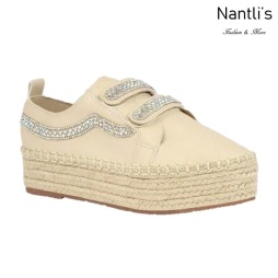 BL-Yolanda-12 Nude Zapatos tennis de Mujer Mayoreo Wholesale Women sneakers Shoes Nantlis