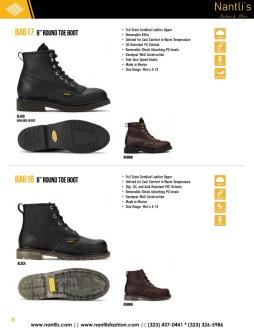 Nantlis vol BA11 botas de trabajo mayoreo catalogo Wholesale Work boots_Page_20