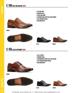 Nantlis Vol BE22 Zapatos de hombres Mayoreo Catalogo Wholesale Mens Shoes_Page_22