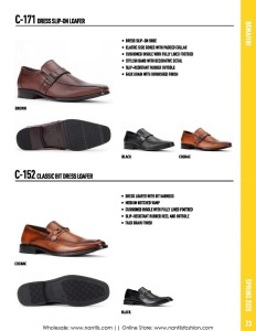 Nantlis Vol BE22 Zapatos de hombres Mayoreo Catalogo Wholesale Mens Shoes_Page_23
