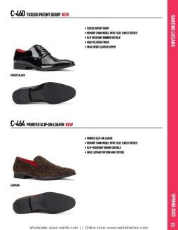 Nantlis Vol BE22 Zapatos de hombres Mayoreo Catalogo Wholesale Mens Shoes_Page_33