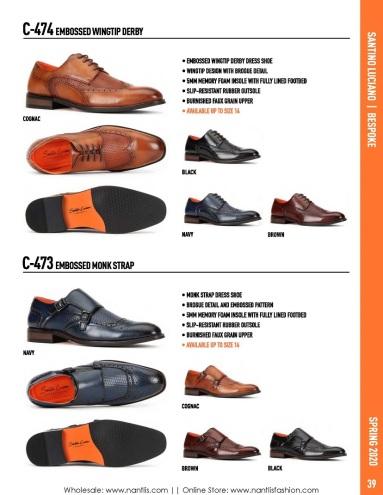 Nantlis Vol BE22 Zapatos de hombres Mayoreo Catalogo Wholesale Mens Shoes_Page_39