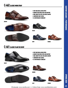 Nantlis Vol BE22 Zapatos de hombres Mayoreo Catalogo Wholesale Mens Shoes_Page_43