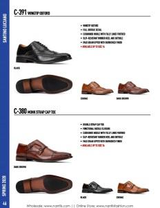 Nantlis Vol BE22 Zapatos de hombres Mayoreo Catalogo Wholesale Mens Shoes_Page_46
