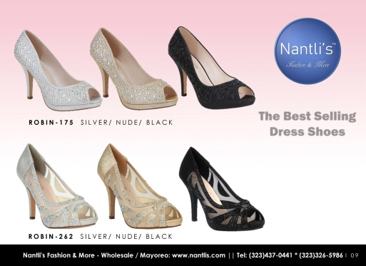 Nantlis Vol BL30 Zapatos de Fiesta Mujer Tacon Medio mayoreo Catalogo Wholesale Mid heels Party Shoes Women_Page_09