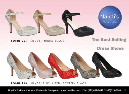 Nantlis Vol BL30 Zapatos de Fiesta Mujer Tacon Medio mayoreo Catalogo Wholesale Mid heels Party Shoes Women_Page_12