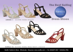 Nantlis Vol BL31 Zapatos de Fiesta Mujer Tacon Bajo mayoreo Catalogo Wholesale low heels Party Shoes Women_Page_02