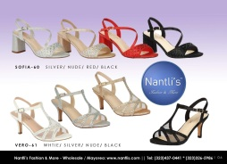 Nantlis Vol BL31 Zapatos de Fiesta Mujer Tacon Bajo mayoreo Catalogo Wholesale low heels Party Shoes Women_Page_06