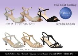 Nantlis Vol BL31 Zapatos de Fiesta Mujer Tacon Bajo mayoreo Catalogo Wholesale low heels Party Shoes Women_Page_07