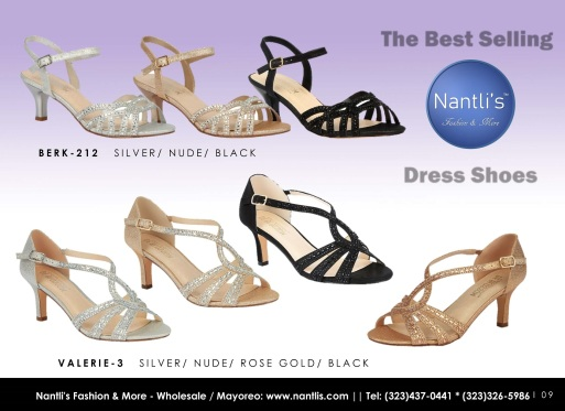Nantlis Vol BL31 Zapatos de Fiesta Mujer Tacon Bajo mayoreo Catalogo Wholesale low heels Party Shoes Women_Page_09