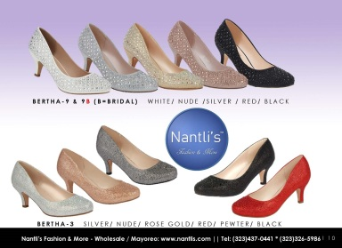 Nantlis Vol BL31 Zapatos de Fiesta Mujer Tacon Bajo mayoreo Catalogo Wholesale low heels Party Shoes Women_Page_10