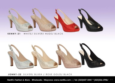 Nantlis Vol BL31 Zapatos de Fiesta Mujer Tacon Bajo mayoreo Catalogo Wholesale low heels Party Shoes Women_Page_11