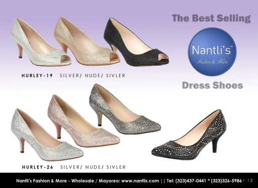 Nantlis Vol BL31 Zapatos de Fiesta Mujer Tacon Bajo mayoreo Catalogo Wholesale low heels Party Shoes Women_Page_12