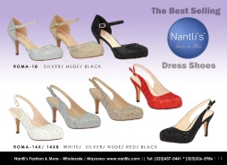 Nantlis Vol BL31 Zapatos de Fiesta Mujer Tacon Bajo mayoreo Catalogo Wholesale low heels Party Shoes Women_Page_13