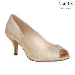BL-Hurley-19 Nude Zapatos de Mujer elegantes Tacon bajo Mayoreo Wholesale Womens Low-Heels Fancy Shoes Nantlis