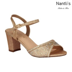 BL-Lennie-22 Nude Zapatos de Mujer elegantes Tacon bajo Mayoreo Wholesale Womens Low-Heels Fancy Shoes Nantlis