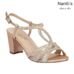 BL-Lennie-23 Blush Zapatos de Mujer elegantes Tacon bajo Mayoreo Wholesale Womens Low-Heels Fancy Shoes Nantlis