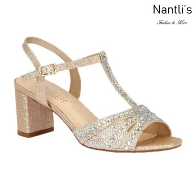 BL-Martina-12 Nude Zapatos de Mujer elegantes Tacon bajo Mayoreo Wholesale Womens Low-Heels Fancy Shoes Nantlis