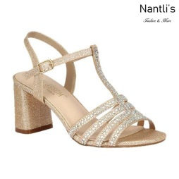 BL-Sofia-68 Nude Zapatos de Mujer elegantes Tacon bajo Mayoreo Wholesale Womens Low-Heels Fancy Shoes Nantlis