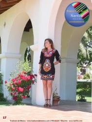 Tradicion de Mexico Vol 21 Ropa Bordada Trajes de Charro Catalogo Nantlis Page 17