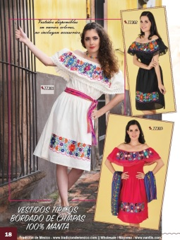 Tradicion de Mexico Vol 21 Ropa Bordada Trajes de Charro Catalogo Nantlis Page 18