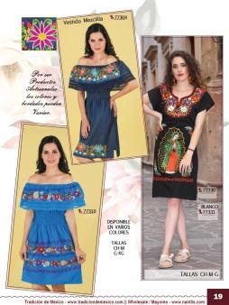 Tradicion de Mexico Vol 21 Ropa Bordada Trajes de Charro Catalogo Nantlis Page 19