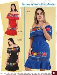 Tradicion de Mexico Vol 21 Ropa Bordada Trajes de Charro Catalogo Nantlis Page 23