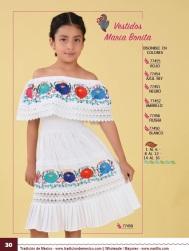 Tradicion de Mexico Vol 21 Ropa Bordada Trajes de Charro Catalogo Nantlis Page 30