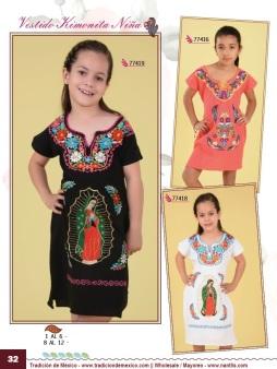 Tradicion de Mexico Vol 21 Ropa Bordada Trajes de Charro Catalogo Nantlis Page 32