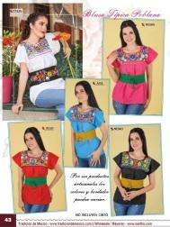 Tradicion de Mexico Vol 21 Ropa Bordada Trajes de Charro Catalogo Nantlis Page 43