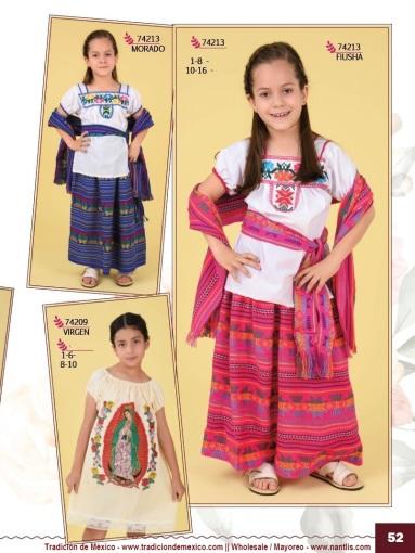 Tradicion de Mexico Vol 21 Ropa Bordada Trajes de Charro Catalogo Nantlis Page 52