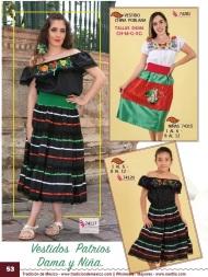 Tradicion de Mexico Vol 21 Ropa Bordada Trajes de Charro Catalogo Nantlis Page 53