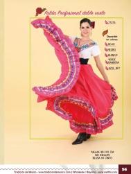 Tradicion de Mexico Vol 21 Ropa Bordada Trajes de Charro Catalogo Nantlis Page 56