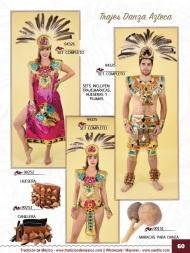 Tradicion de Mexico Vol 21 Ropa Bordada Trajes de Charro Catalogo Nantlis Page 60