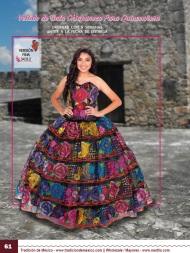 Tradicion de Mexico Vol 21 Ropa Bordada Trajes de Charro Catalogo Nantlis Page 61